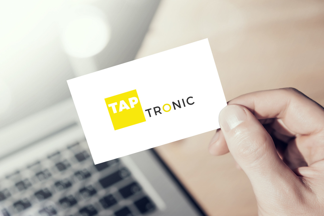Sample branding #2 for Taptronic