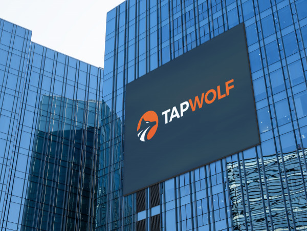 Sample branding #3 for Tapwolf