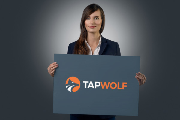 Sample branding #2 for Tapwolf