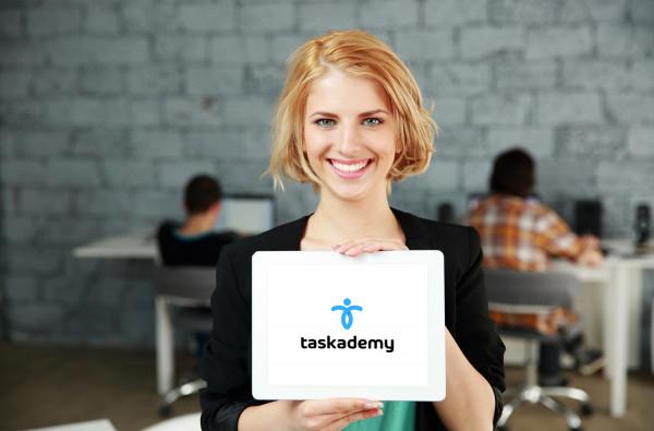 Sample branding #2 for Taskademy