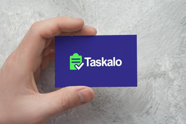 Sample branding #1 for Taskalo