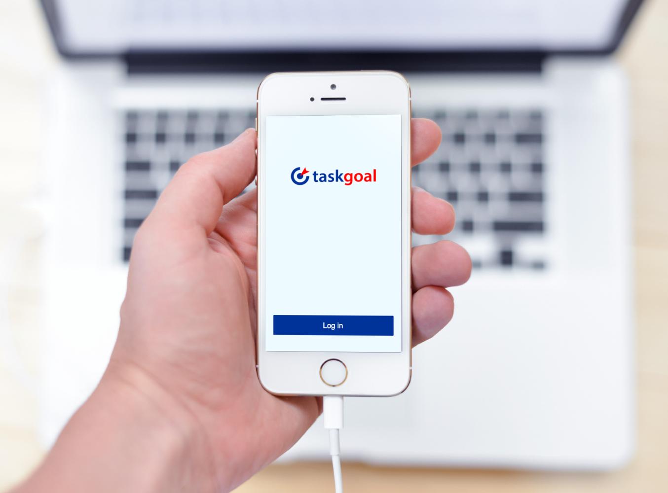 Sample branding #3 for Taskgoal