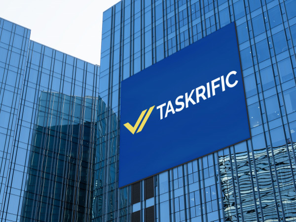 Sample branding #2 for Taskrific