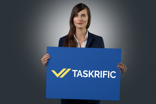 Sample branding #3 for Taskrific