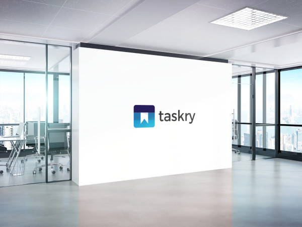Sample branding #2 for Taskry