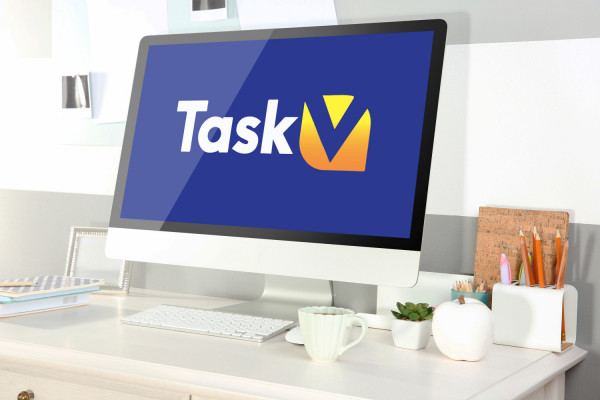 Sample branding #3 for Taskv