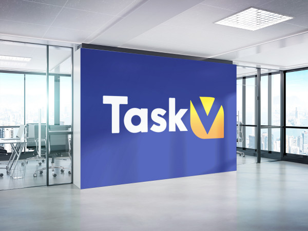Sample branding #1 for Taskv