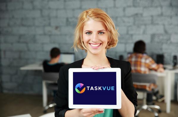 Sample branding #2 for Taskvue