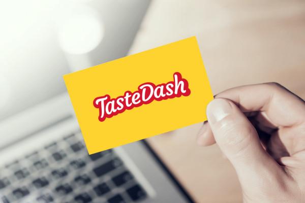 Sample branding #2 for Tastedash