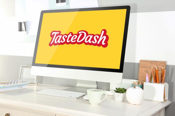 Sample branding #3 for Tastedash