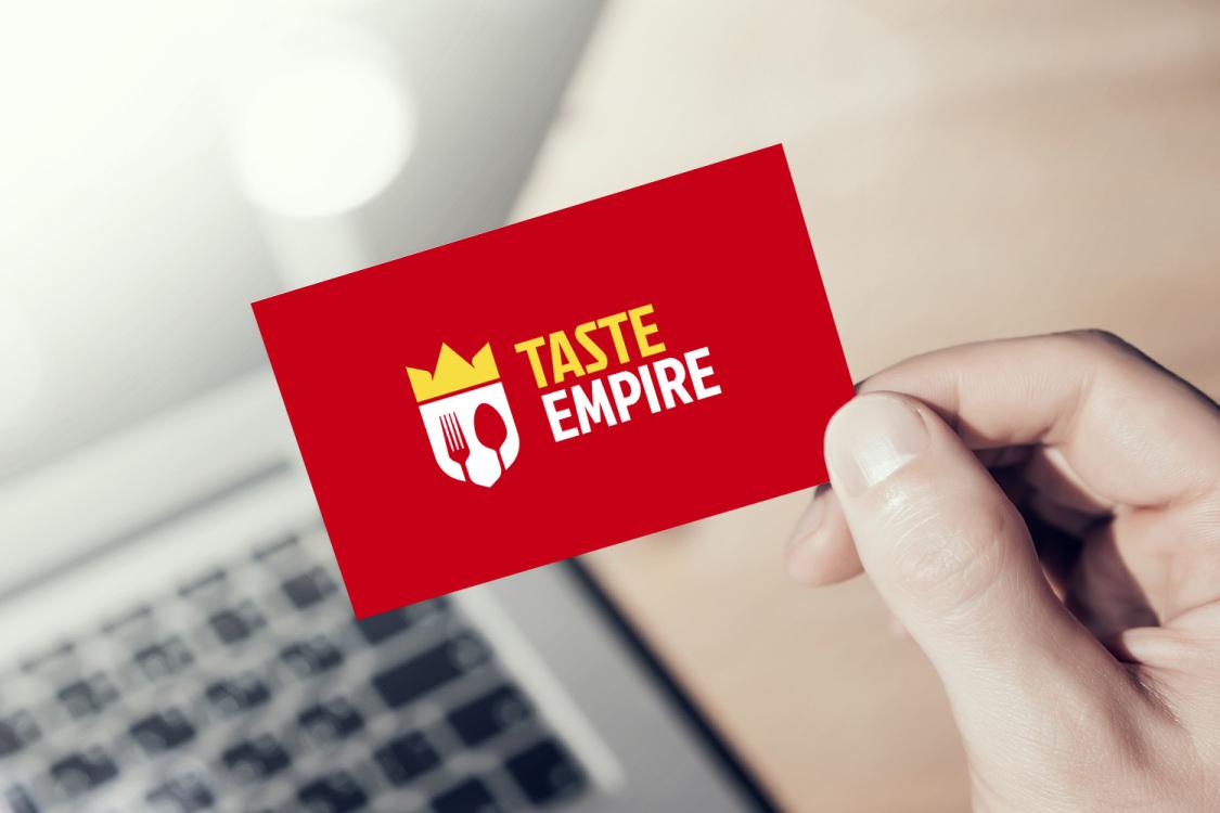 Sample branding #2 for Tasteempire