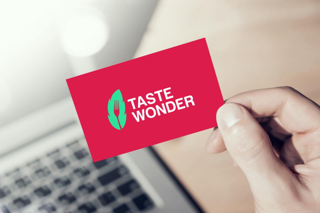 Sample branding #3 for Tastewonder