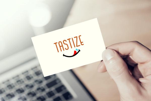 Sample branding #3 for Tastize