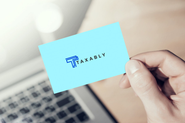 Sample branding #3 for Taxably