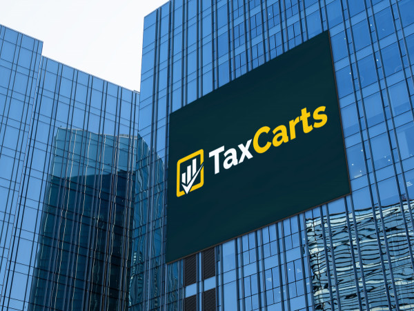 Sample branding #3 for Taxcarts