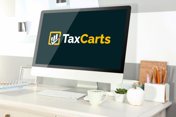 Sample branding #1 for Taxcarts
