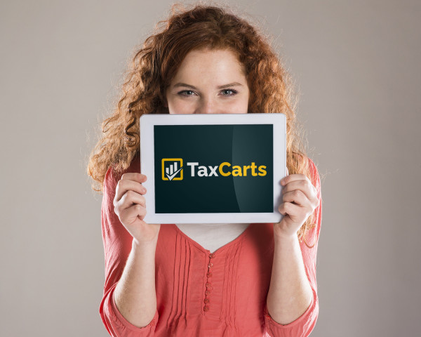 Sample branding #2 for Taxcarts