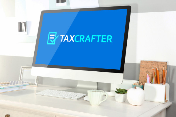 Sample branding #2 for Taxcrafter