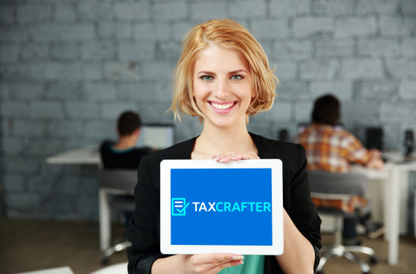 Sample branding #1 for Taxcrafter
