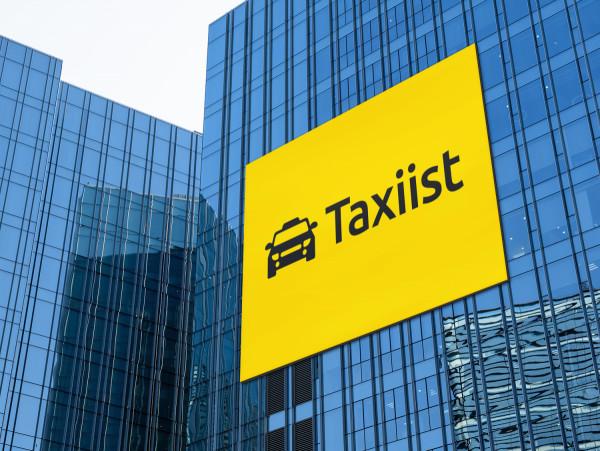 Sample branding #3 for Taxiist