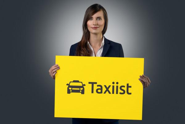 Sample branding #1 for Taxiist