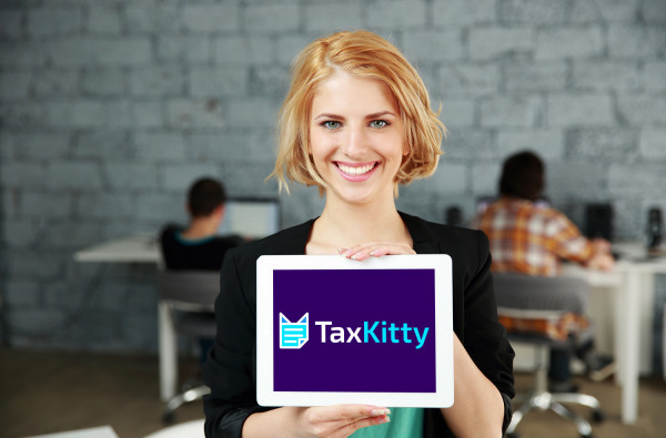 Sample branding #2 for Taxkitty