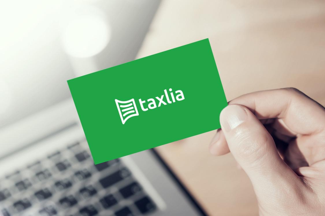 Sample branding #1 for Taxlia
