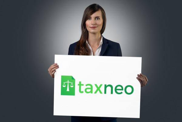 Sample branding #3 for Taxneo