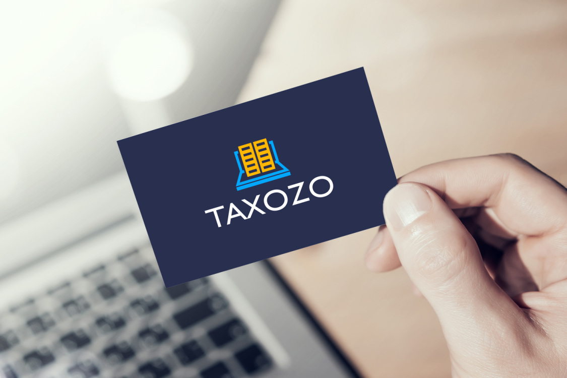 Sample branding #1 for Taxozo