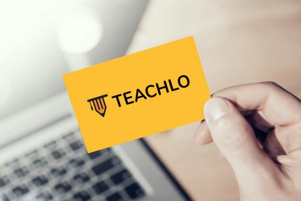 Sample branding #2 for Teachlo