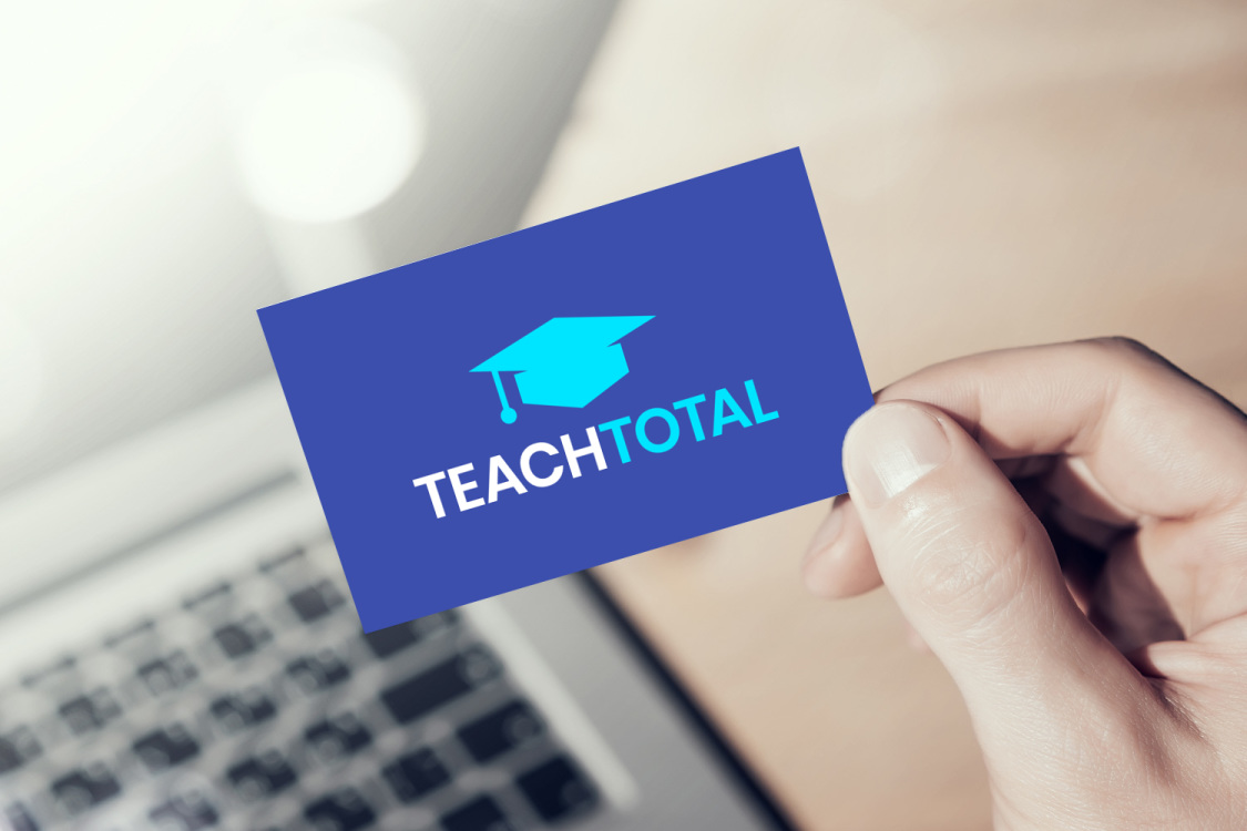 Sample branding #3 for Teachtotal