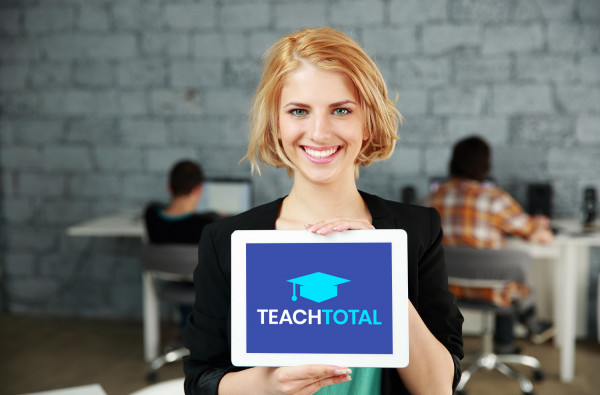 Sample branding #1 for Teachtotal