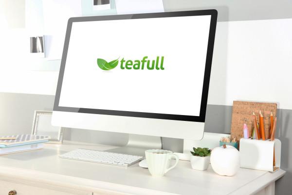 Sample branding #3 for Teafull