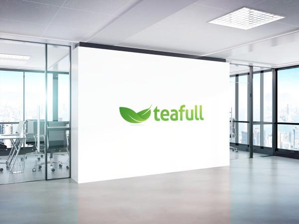 Sample branding #2 for Teafull