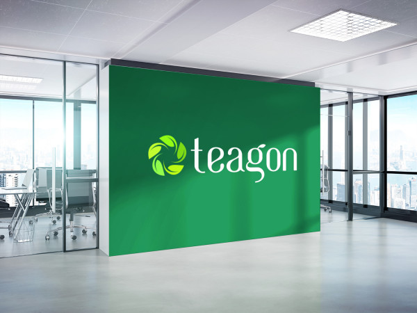 Sample branding #2 for Teagon