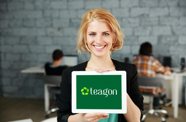 Sample branding #3 for Teagon