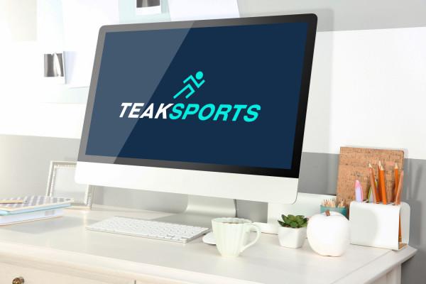 Sample branding #3 for Teaksports