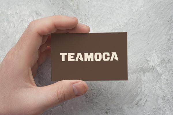 Sample branding #1 for Teamoca