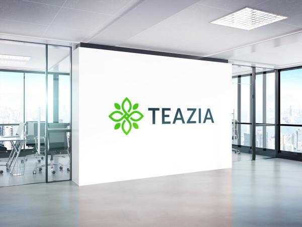 Sample branding #2 for Teazia