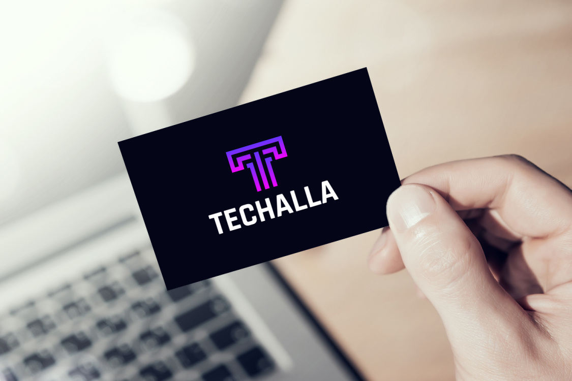 Sample branding #2 for Techalla