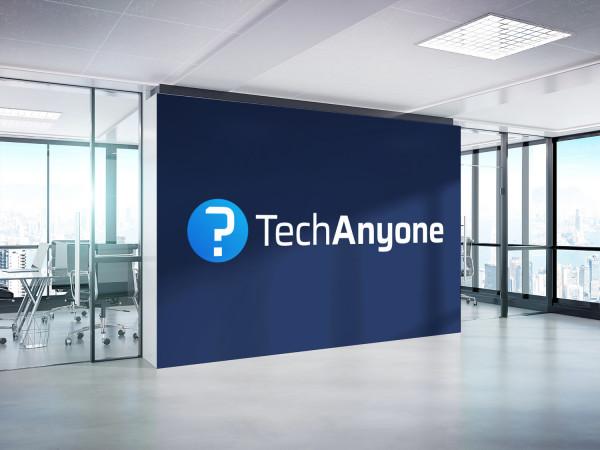 Sample branding #1 for Techanyone