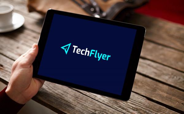 Sample branding #3 for Techflyer