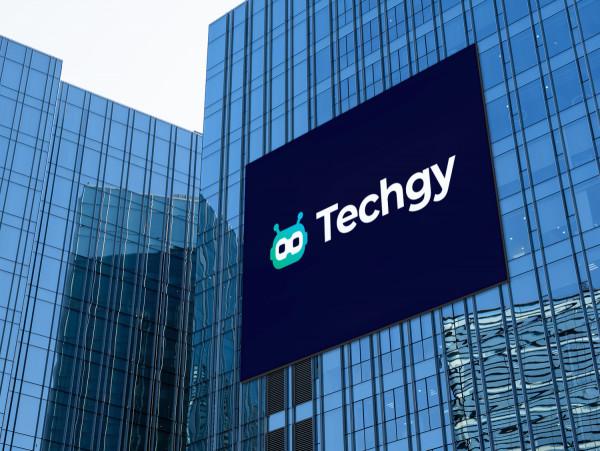 Sample branding #1 for Techgy