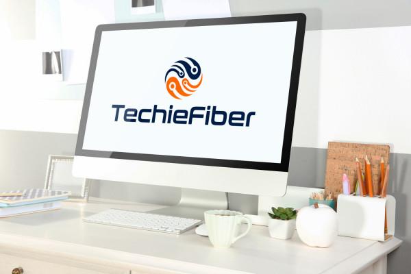Sample branding #1 for Techiefiber