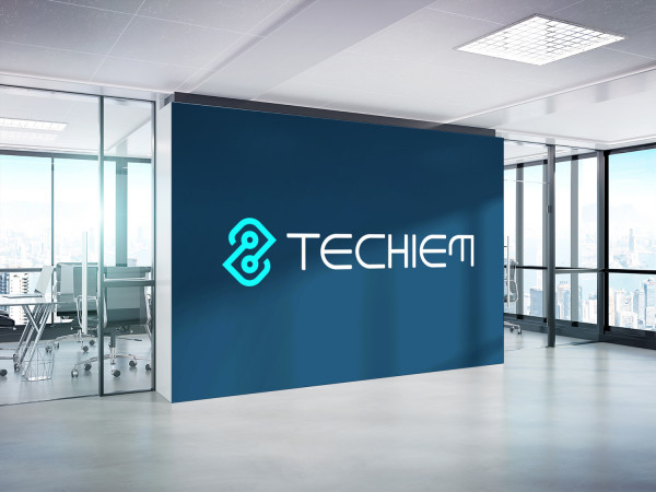 Sample branding #3 for Techiem