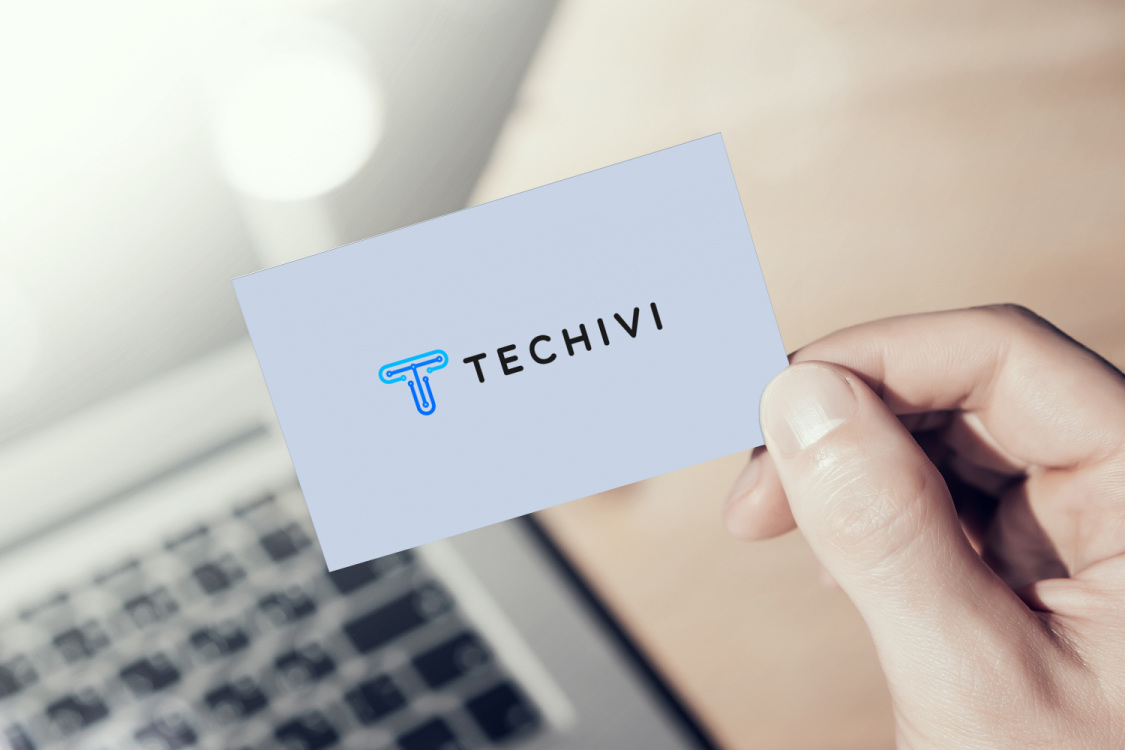 Sample branding #3 for Techivi