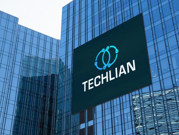 Sample branding #1 for Techlian