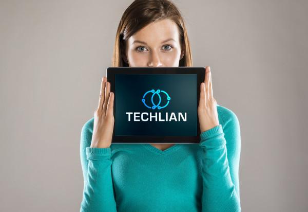 Sample branding #3 for Techlian