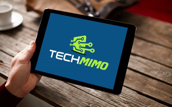 Sample branding #2 for Techmimo