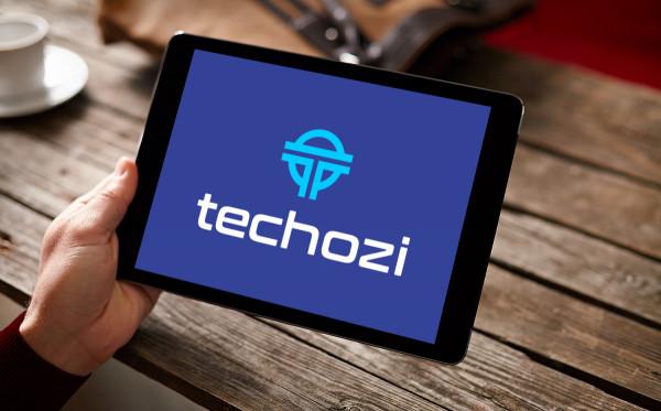 Sample branding #3 for Techozi